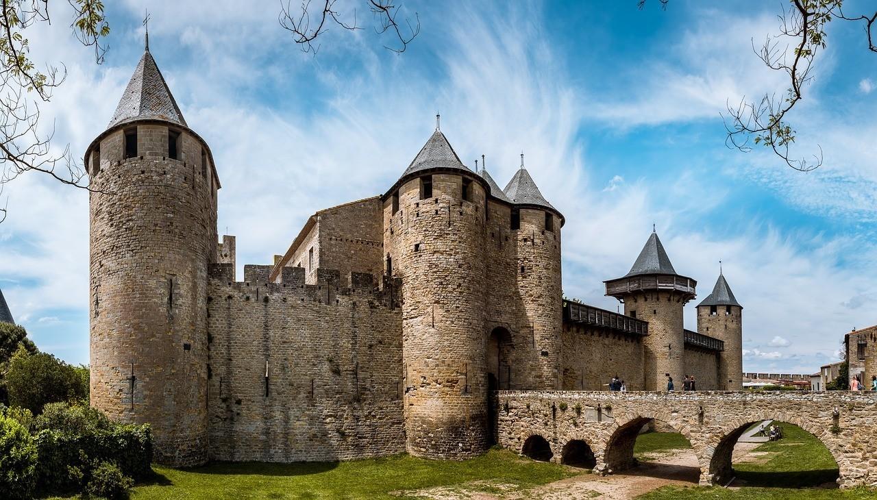 carcassonne cite |