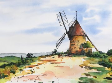 le moulin saint chinian