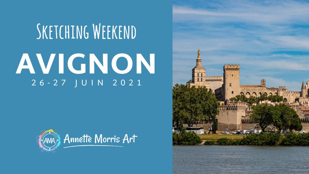 | Join us for a 3-night break in the beautiful riverside village of Bize-Minervois. A fun short holiday ideal for beginners or experienced sketchers!