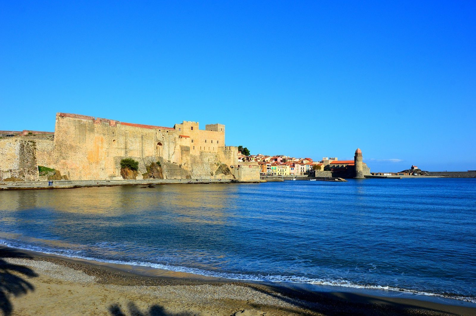 Collioure | Collioure on the Mediterranean coast of France is ever-popular with artists. The Modern Art Museum includes paintings by Henri Matisse.