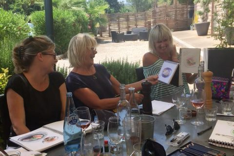 cookery and foodies holiday