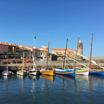 Collioure sketching weekend