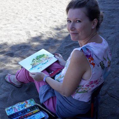 Annette Morris Artist